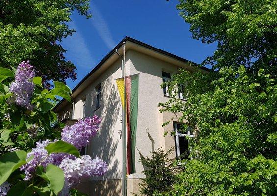 Unser Haus in Berlin Charlottenburg